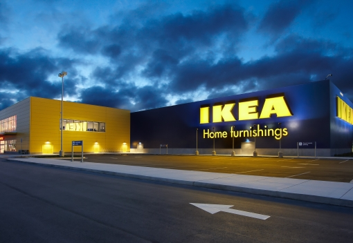 Flat-pack home? Ikea moves in on UK housing!