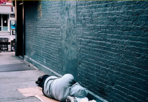 There is an estimated 399 people living homeless in Hull & east Yorkshire